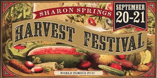 Harvest Festival Sharon Springs 2014
