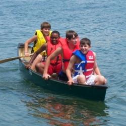 1-canoeing